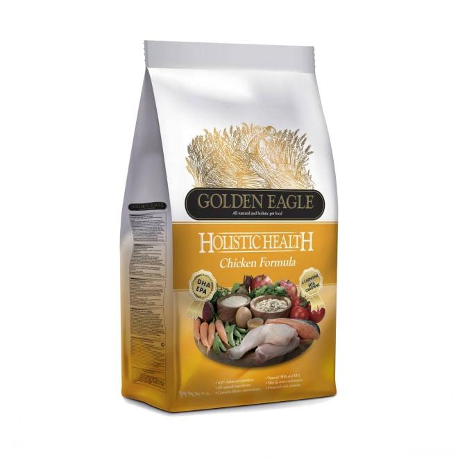 Golden Eagle Holistic Chicken Formula