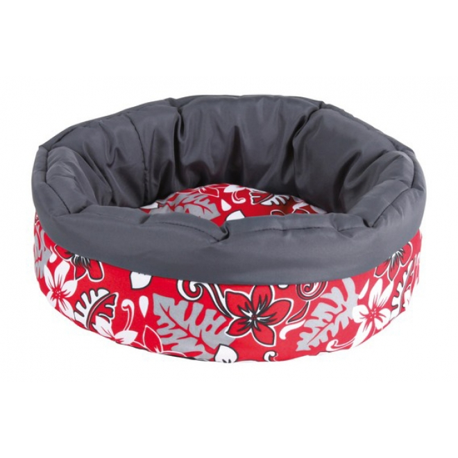 Kanin peti Flower Cuddly Bed, ø35 cm