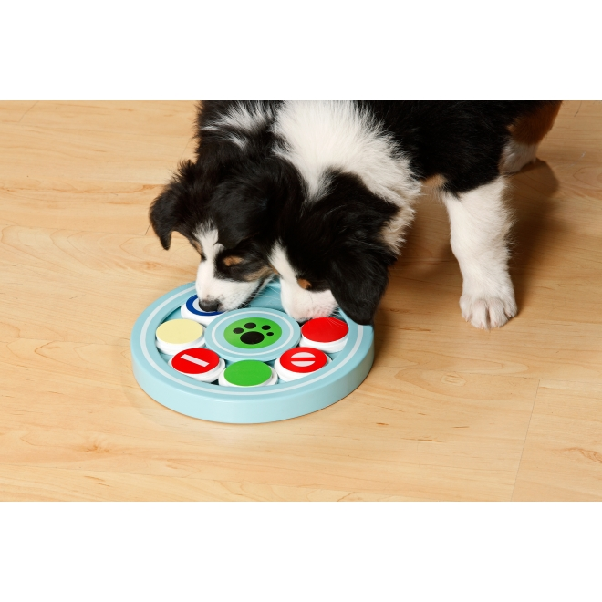 Aktivointilelu Puppy Toy Round
