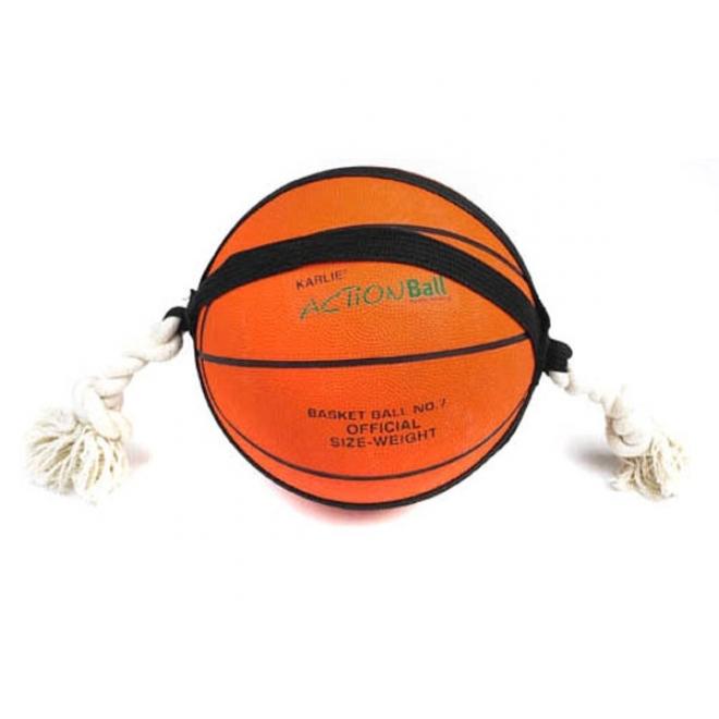 Koiranlelu Action Ball, koripallo