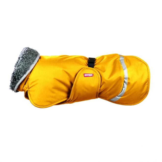 ToppaPomppa koiran takki, keltainen (37 cm)