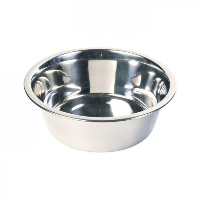 Teräskuppi Trixie Steel Bowl