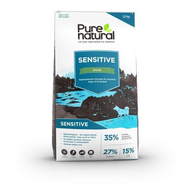 Purenatural Sensitive Duck (12 kg)