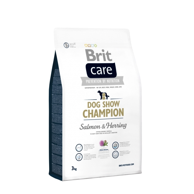 Brit Care Dog Show Champion (3 kg)