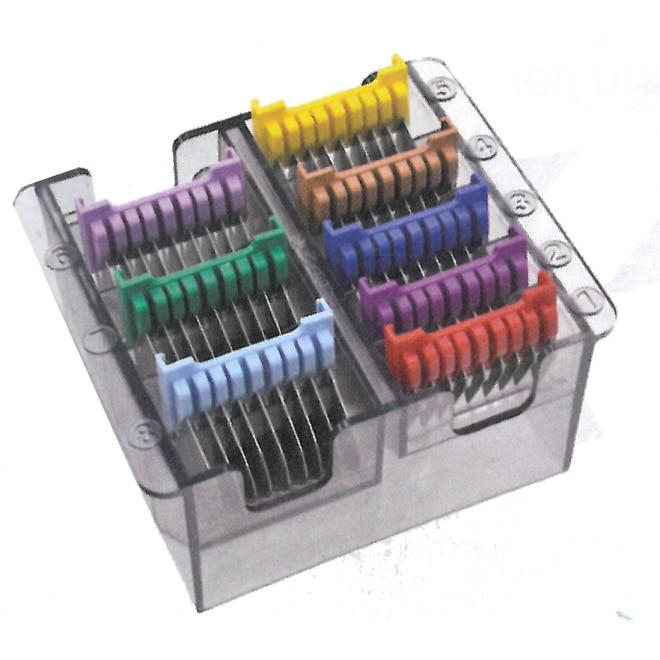 Leikkuukampasetti Wahl, 3-25 mm
