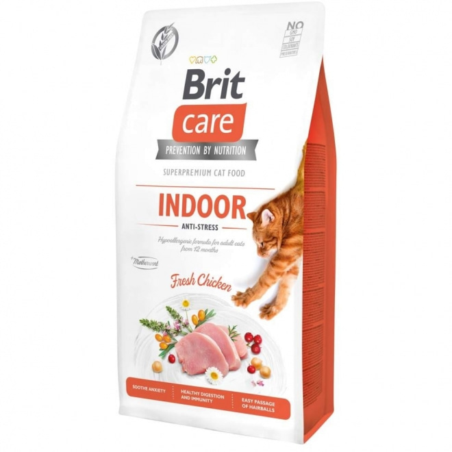 Brit Care Cat Grain-Free Indoor Anti-stress