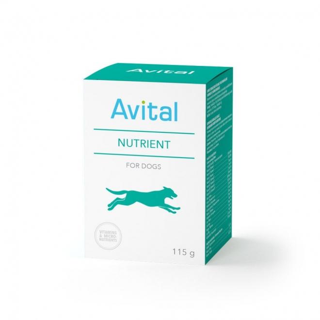 Avital Nutrient -jauhe 115g