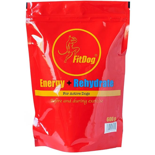 Juomajauhe FitDog Energy & Rehydrate