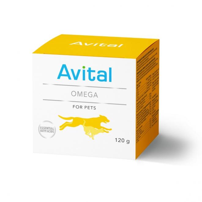 Avital Omega jauhe 120g