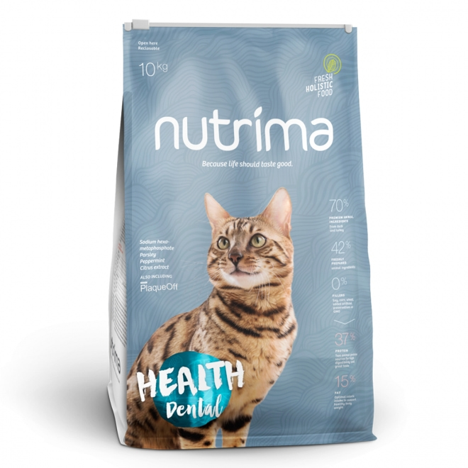 Nutrima Cat Health Dental (10 kg)