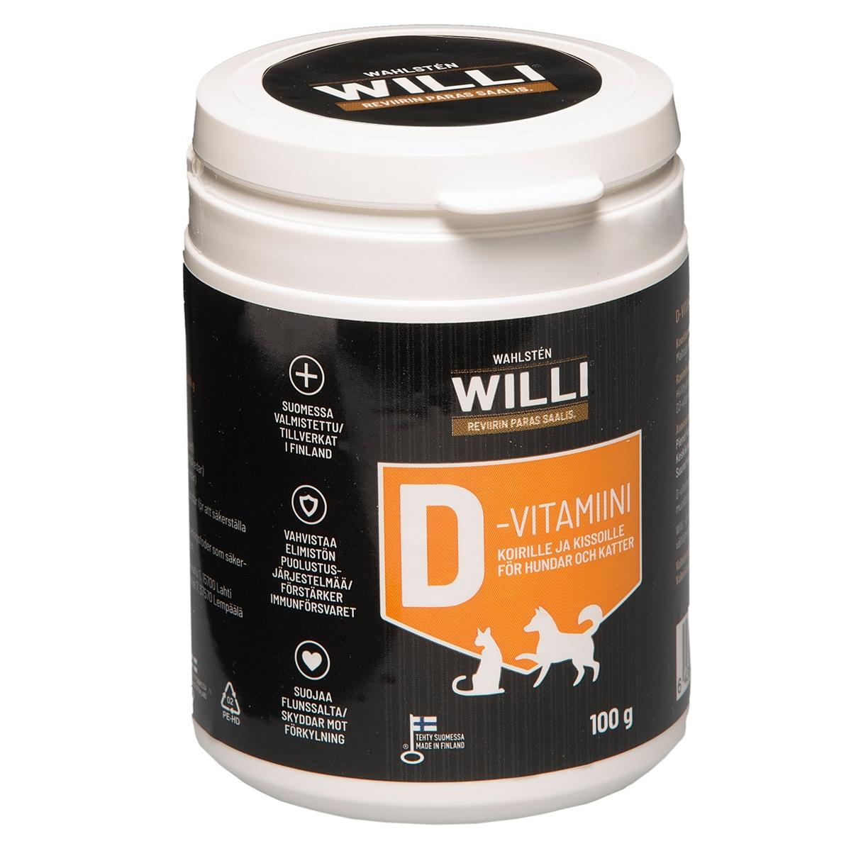 D Vitamiini Mittaus