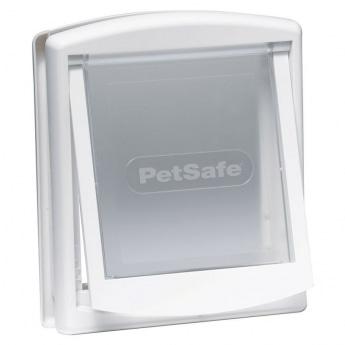 Petsafe Staywell Katteluke 715 Hvit