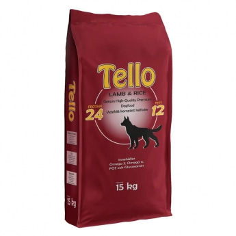 Tello Lamb & Rice