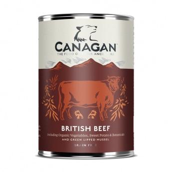 Canagan British Beef