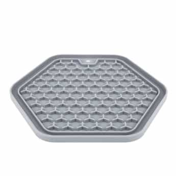 Basic Hexagon Lick Mat