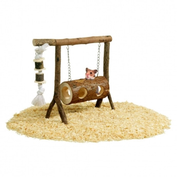 Karlie Wonderland Lekeplass i tre 31x25 cm