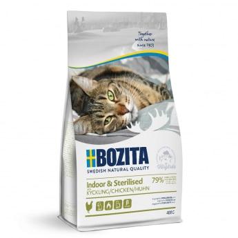 Bozita Indoor & Sterilised Chicken (400 g)