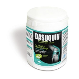 Dasuquin små og mellomstore hunder, < 25 kg