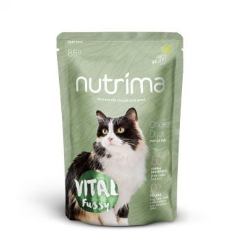 Nutrima Vital Fussy Kylling & And