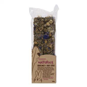 Rosewood Sticks kornblomst og tusenfryd