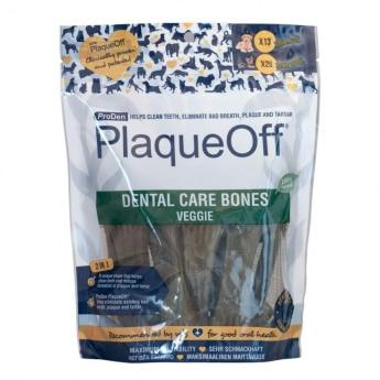 PlaqueOff Dental Care Bones Vegetariske
