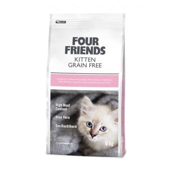 FourFriends Cat Kitten Grain Free (6 kg)