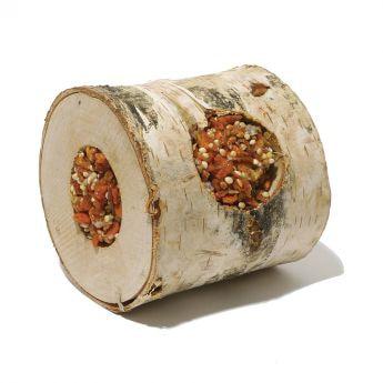 Rosewood sprø trerull gulrot