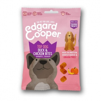 Edgard & Cooper Bites And & Kylling 50 g