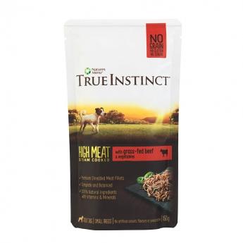 True Instinct HighMeat Dog Beef