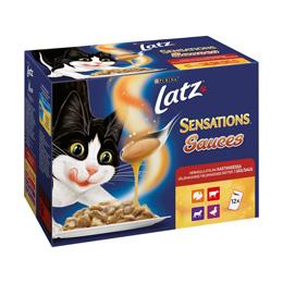 Latz Sensations Kjøtt i saus
