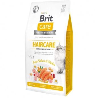 Brit Care Cat Grain Free Haircare Healthy & Shiny Coat