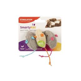Smartykat Skritter Critters Möss 3-pack
