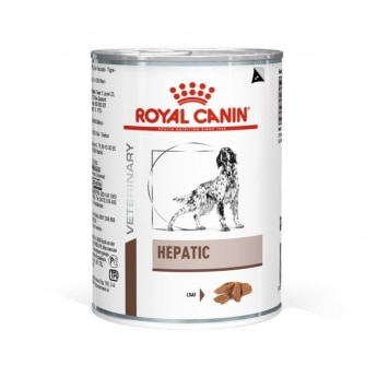 Royal Canin Veterinary Diets Dog Hepatic Loaf 12x420 g