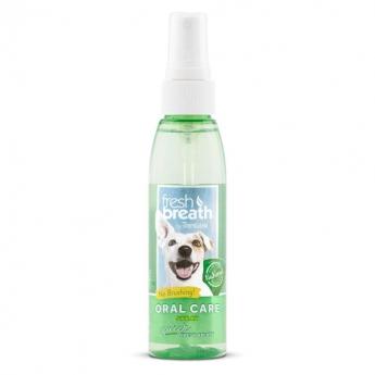 Tropiclean Fresh Breath Oral Care Spray 118 ml