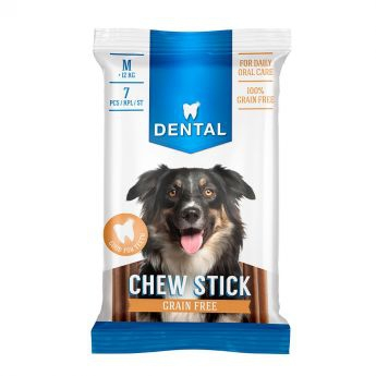 Dental Spannmålsfri Tuggpinne Multipack (7-pack)