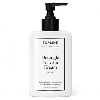 Topline Detangle Leave In Cream