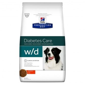 Hill's Prescription Diet Canine W/D Diabetes Care Chicken 1,5 kg