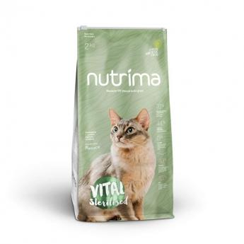 Nutrima Cat Vital Sterilised (2 kg)
