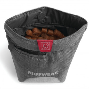 RuffWear Treat Trader Godteriveske Grå