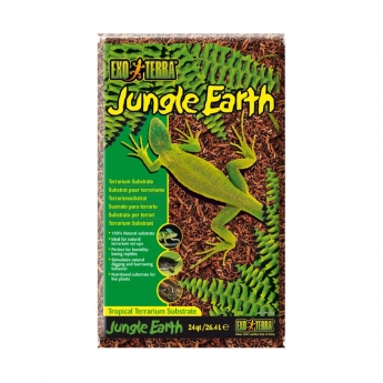 Exo Terra Jungle Earth 26,4 Liter