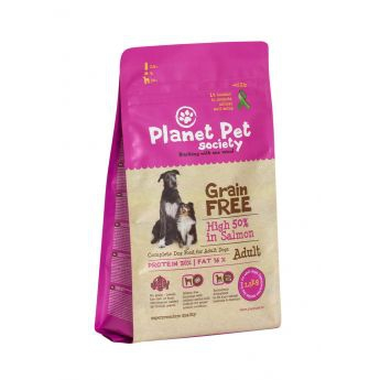 Planet Pet Society Grain Free Salmon