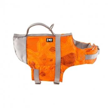 Hurtta Outdoors Flytevest Orange Camo