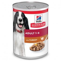 Hill's Science Plan Dog Adult Turkey 370 g
