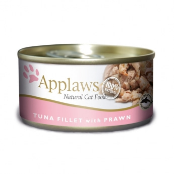 Applaws Tuna Fillet&Prawn Konserv