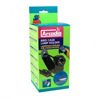 Arcadia Lampeholder for lysrørlampe