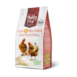 Hobby First Grani 3 Mix Pellet (20 kg)