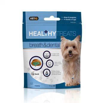 VetIQ Dog Healthy Treats Dental