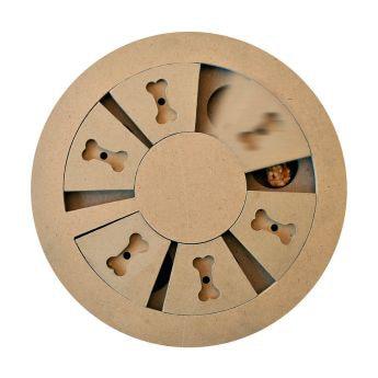 Little&Bigger Aktivitetslek Discovery Wheel