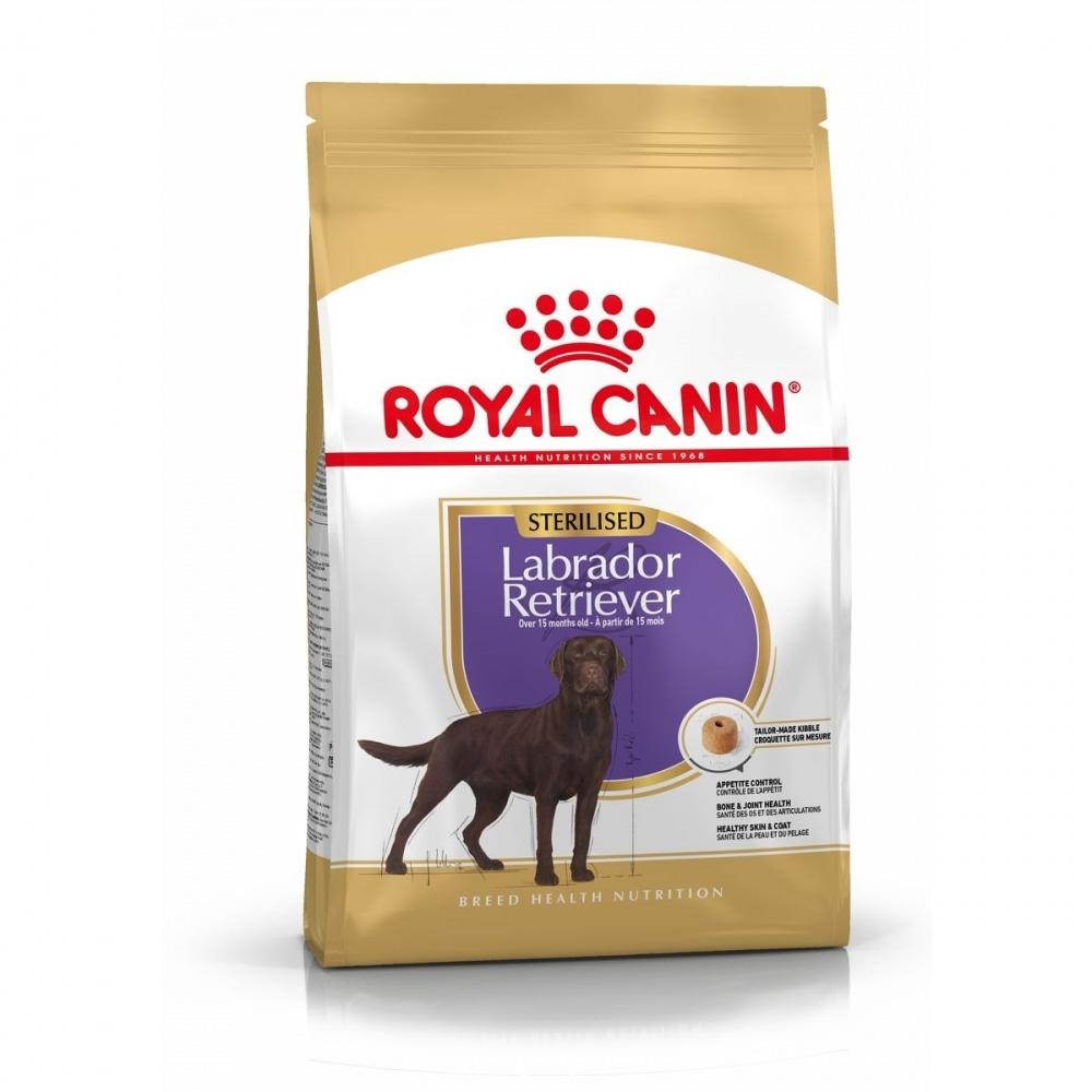 Royal Canin Labrador Retriever Sterilised (12 kg)