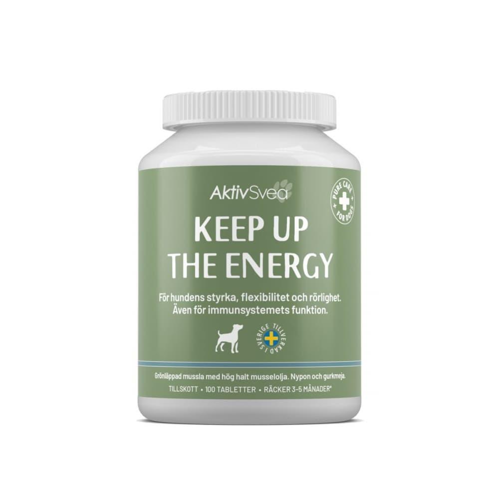 Bilde av Aktivsvea Keep Up The Energy 100-pakke